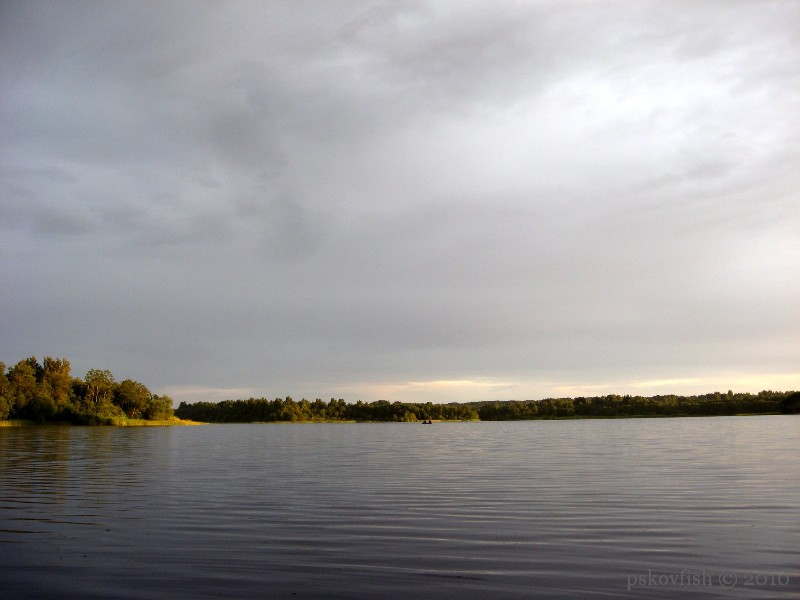 озеро ќзерон