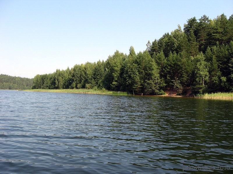 озеро Верято