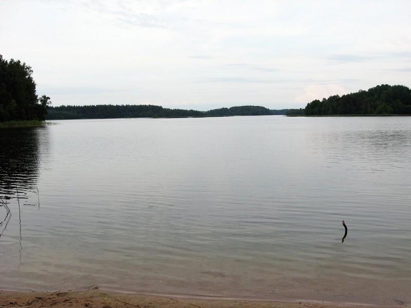 озеро язно