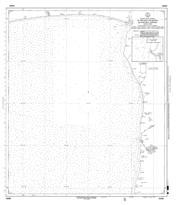 Карта глубин Чудского озера - 1