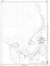 Карта глубин Чудского озера - 2